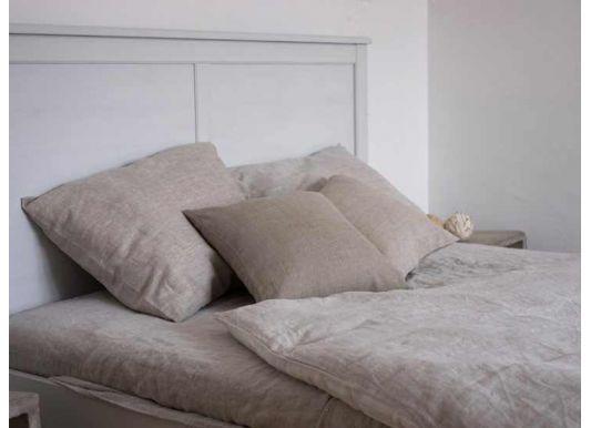 Bettwäsche Aus Leinen Weiß Natur Das Beste Für Allergiker