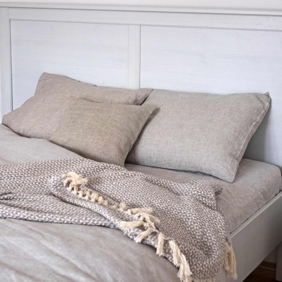 Bed Linen Set Welna Light Natural