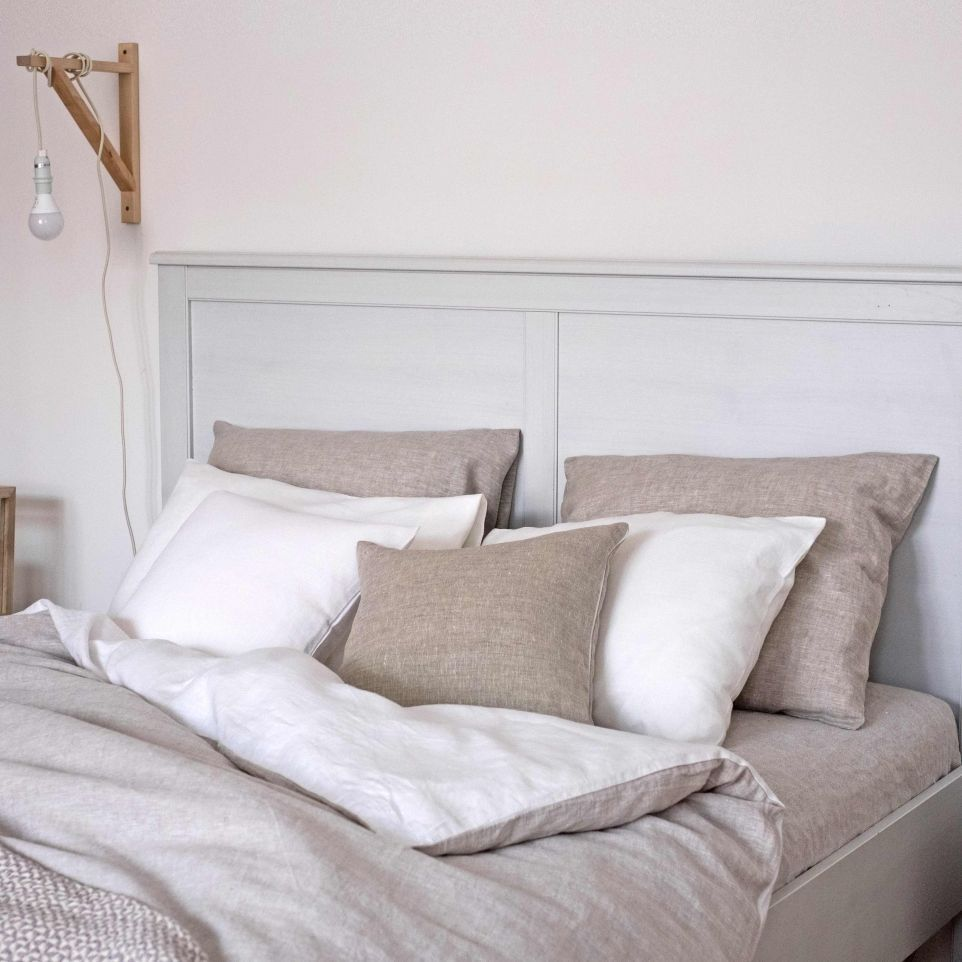 leinen bettw sche 155x220 bettw sche leopardenmuster. Black Bedroom Furniture Sets. Home Design Ideas
