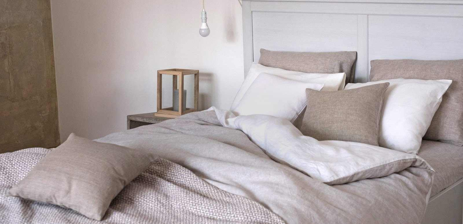 NATURAL BED LINEN 