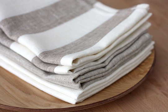 5 Tips on how to keep your kitchen towels clean and neat