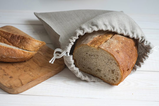 How to store bread correctly?