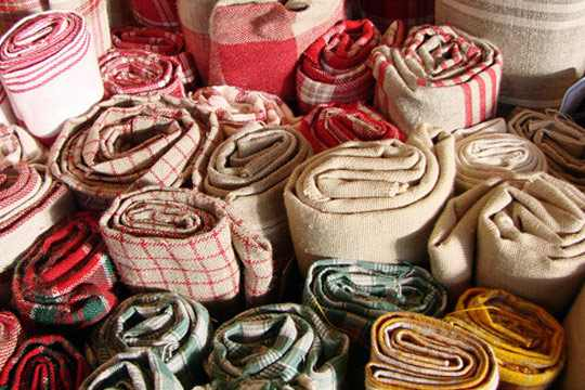 Linen fabric: manufacture and properties (part 1)