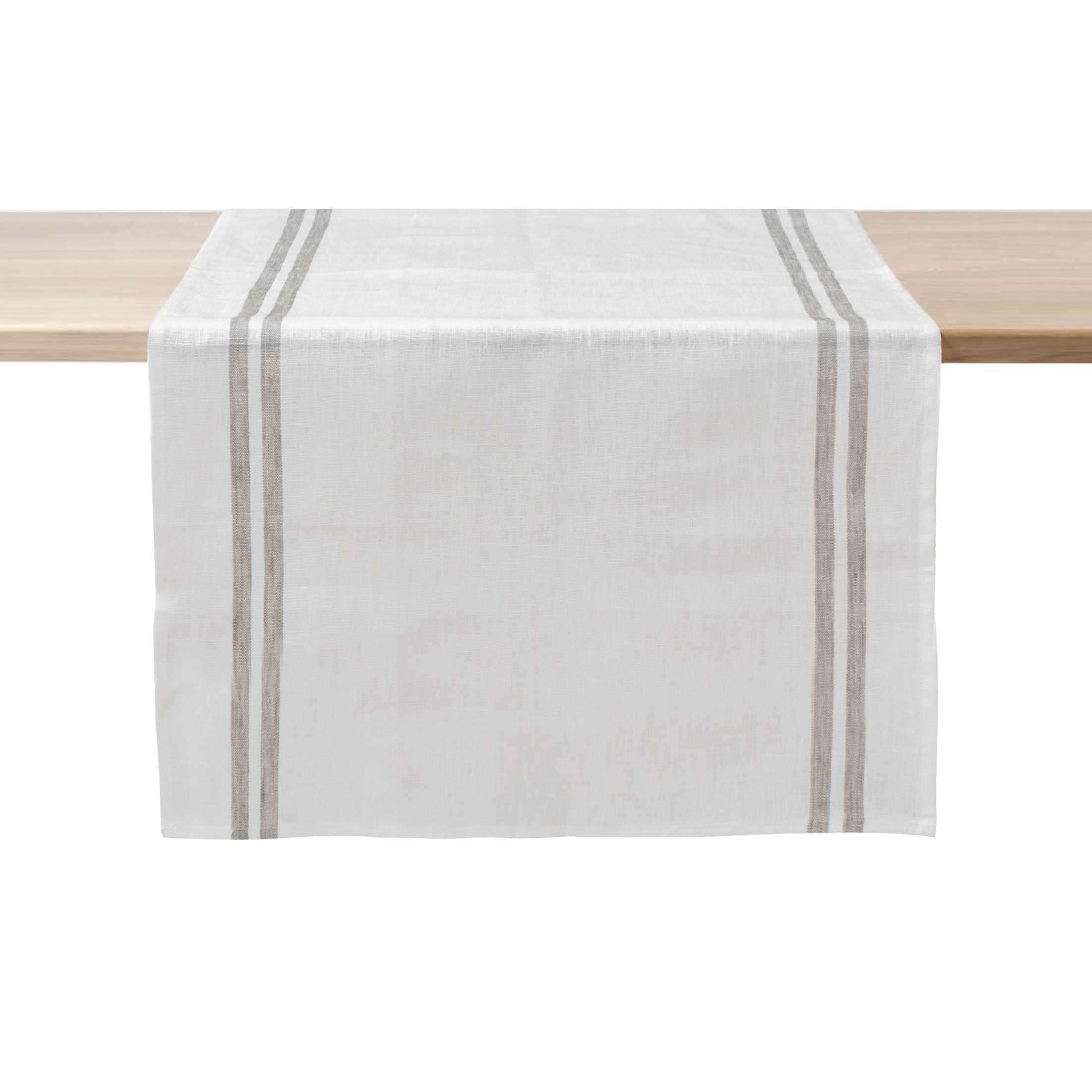 leinen tischl ufer tisa wei. Black Bedroom Furniture Sets. Home Design Ideas
